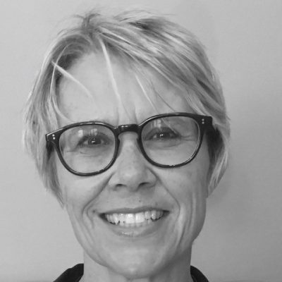 Image of Karen Riches, an associate consultant at Brand Ethos